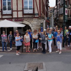 Séjour au Pays Basque – 06 au 13 mai 2018