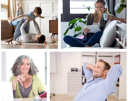 Visioconférence «Du stress à la sérénité» – 31 mai – 7 et 14 juin 2021