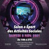 Salon e-Sport à Mandela – samedi 6 novembre 2021